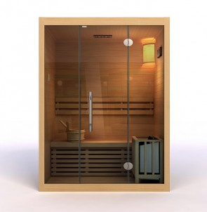 SAUNA LINEE 150 SHOWROOM MODEL BALKBRUG