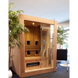 INFRAROOD SAUNA - INFRAPLUS™ 145 WINSOR SHOWROOM MODEL