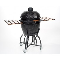 KAMADO GRILLNEST ® LARGE BLACK