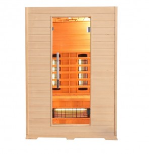 INFRAROOD SAUNA 130 DUOFLEX SHOWROOM MODEL ROESELARE