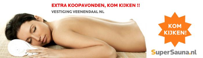 Koopavond in vestiging Veenendaal